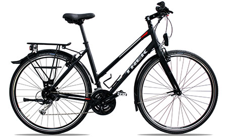 o2cycles rental hire bike adult trekking women woman ladies trek fx3 fitness