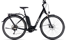 o2cycles bike rental hire adult e-bike electrique hybrid cube touring pro bosch